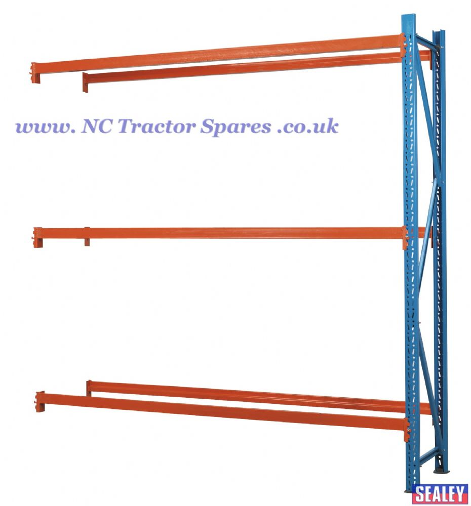 Two Level Tyre Rack Extension 200kg Capacity Per Level